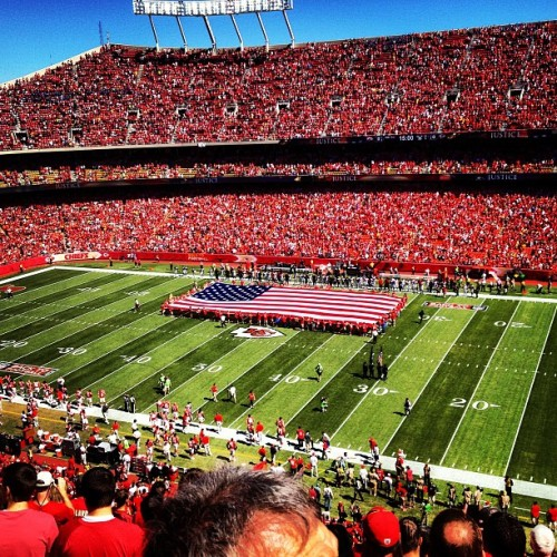 Gametime! (Taken with Instagram)