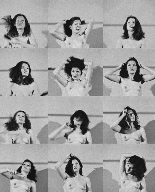 Marina Abramovic's Art Must Be Beautiful, 1975
