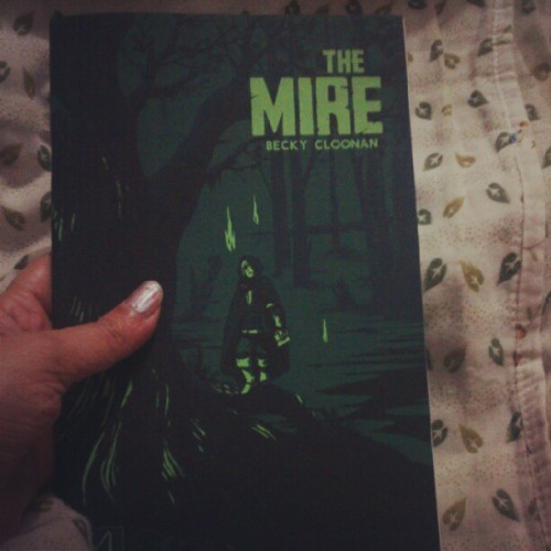 After too long a wait, the mire was finally in my hand and that too was a gift:) (Taken with Instagram)