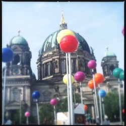 Berliner Dom.Berliner Dom at Schlossplatz by Rafael Kinzig on EyeEm