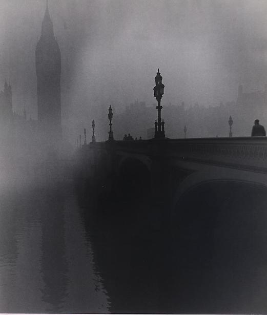 poboh:  Westminster, 1946, Bill Brandt.