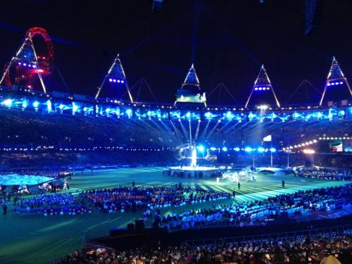 coldplay:  The London 2012 Paralympic Games Closing Ceremony has begun! Watch it live online, worldwide, at http://www.paralympic.org/