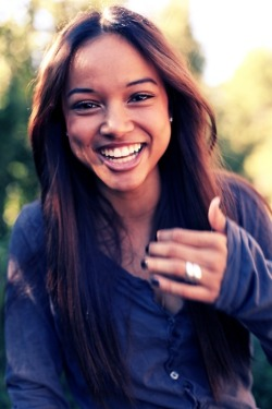 maybe i'm biased but I loveee Karrueche Tran
