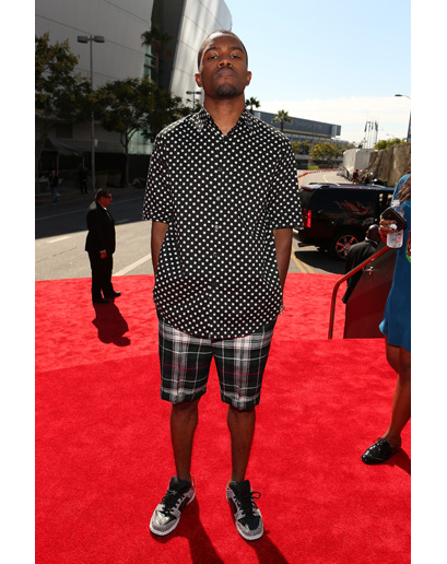 gqfashion:  Down with the dots-on-dudes trend: Frank Ocean.