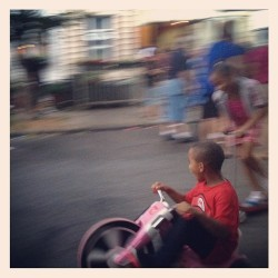 Brooklyn #blockparty #17thstreet (Taken with Instagram)