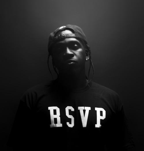 davidmuniz:  PUSHA T for RSVP GALLERY    # 1 photo by david muniz Chicago Il, RSVP Studios September 6 2012