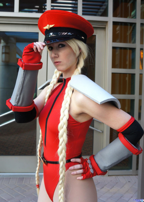 Cammy (in M. Bison costume) from Street Fighter  Cosplayer: KatyBear [Web | Tumblr | deviantArt | Cosplay.com | Facebook]Photographer: Eurobeat Kasumi Photography