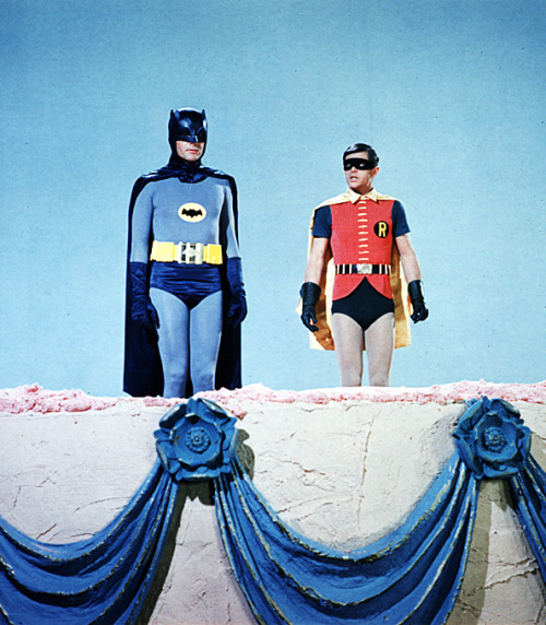 mundo-retro:  Batman TV series, 1966