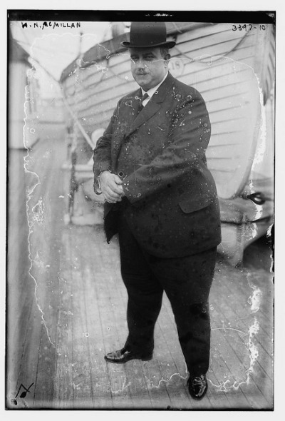 W.N. McMillan (LOC) by The Library of Congress on Flickr.