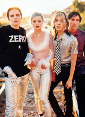Smashing Pumpkins, 1995.