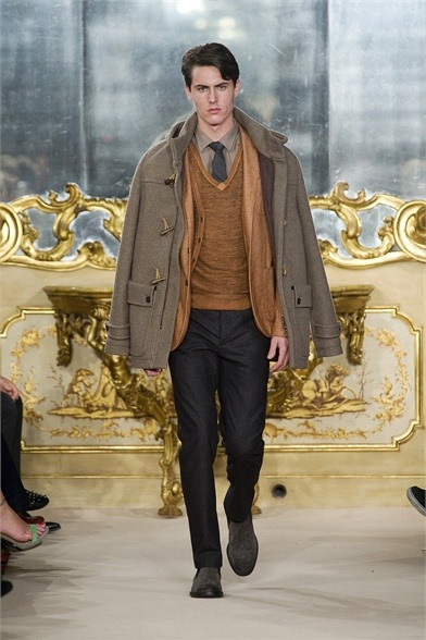 Massimo Rebecchi Fall Winter 2012