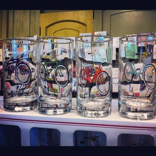 #Bikes Glassware #kitchen (Taken with Instagram)