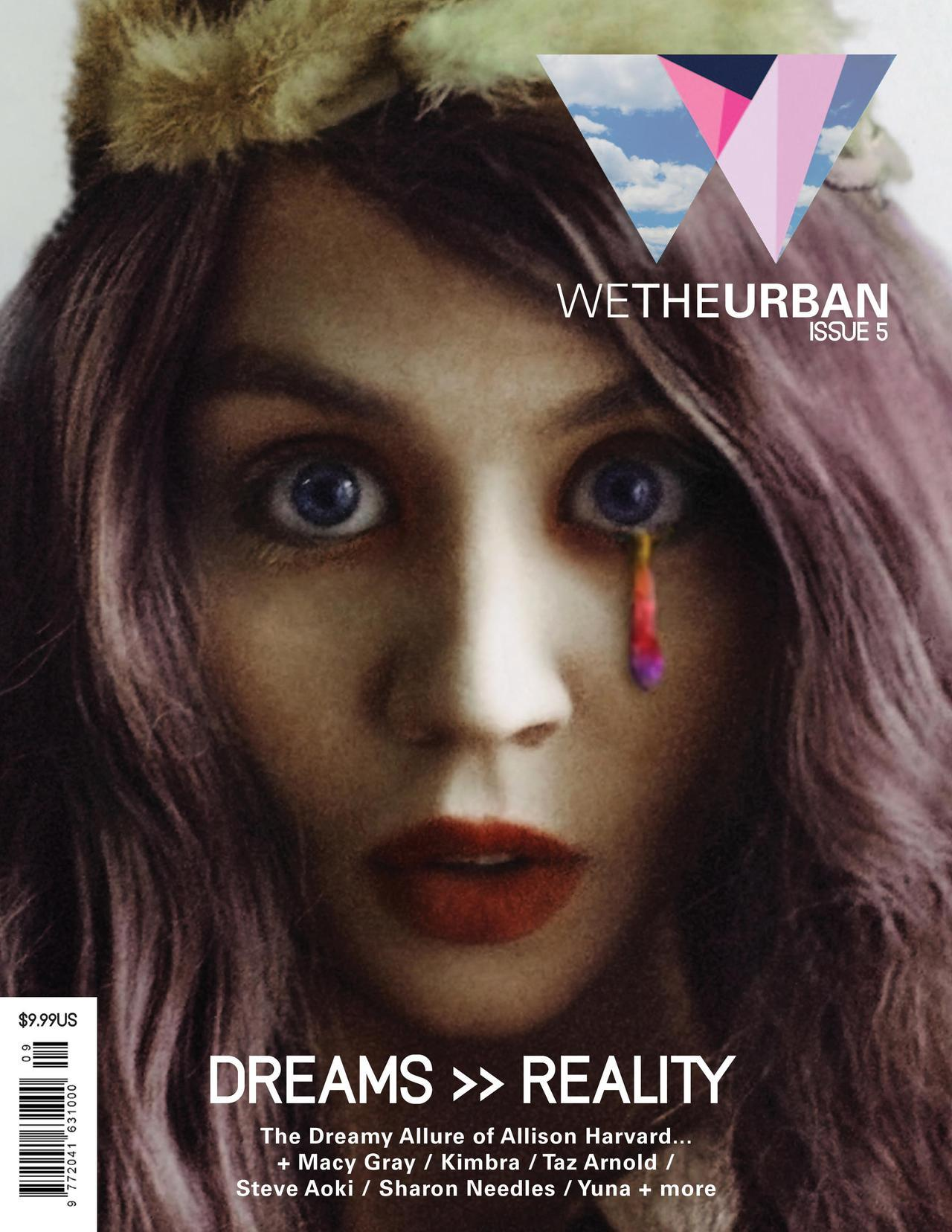 Exciting! :D so happy to be a part of issue five ^.^  wetheurban:  ALLISON HARVARD FOR WETHEURBAN MAGAZINE ISSUE 5  It's finally here! After just about a year, WeTheUrban is finally back! Tumblr's first ever blog turned syndicated magazine! Our lovely cover star is Allison Harvard who is shot by the very talented Zachary Chick. This issue will be on newsstands, available online, and available for iPad/iPhone download very soon. Stay tuned! P.S. TONIGHT @ 8:30PM EST - KARLA POWELL AND WETHEURBAN WILL BE LIVE ON BLOGTV GIVING AWAY A FREE PRINTED COPY OF THE FIRST ISSUE! (Be there or be square)!
