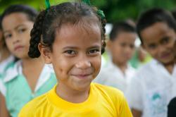 cute smile - Fiji Islands - Viti >  http://kommaar.tumblr.com/ photo by Robert Neves