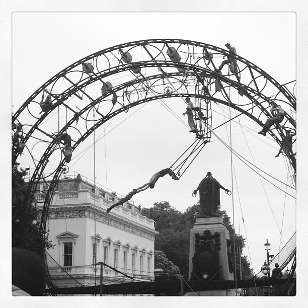 Piccadilly circus..circus  (Taken with Instagram)