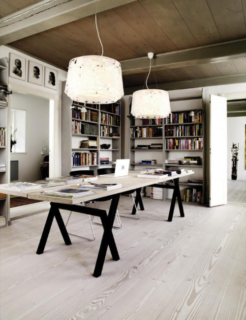 myidealhome:  charming interiors (via desiretoinspire.net - Dinesen)