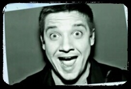 You know those silly expressions Renner does? That says to me,you should always make your emotions clear.Don't keep it bottled up inside.If you're ecstatic,let it out.I've started doing that and I'm loads happier for some reason.Danke!