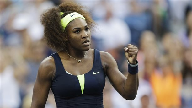 breakingnews:  Serena Williams wins US Open NBC Sports: Serena Williams defeated Victoria Azarenka in three sets to win her fourth US Open Women's Championship Sunday. Photo: Williams celebrates during her winning match Sunday against Azarenka. (Mike Groll / AP)