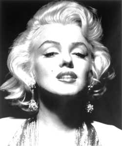I don't want to make money, I just want to be wonderful. -Marilyn Monroe