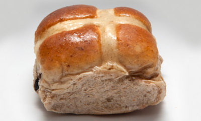 Hot Cross Buns are considered to be a British thing, so I find it odd to be celebrating them on September 11. I would have expected something more patriotic because of today's quite recent history. Nevertheless, Happy National Hot Cross Buns Day! Do you like food as much as we do?