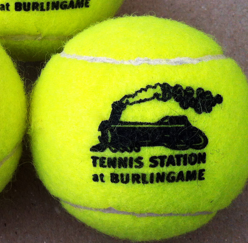 Get a free can of Tennis Station Dunlop tennis balls with the purchase of a racket! Stop by our store for more deals and promotional items.