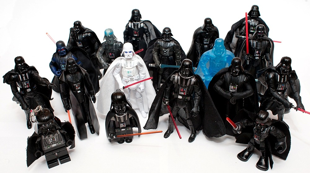 The Vader collection keeps on growing.