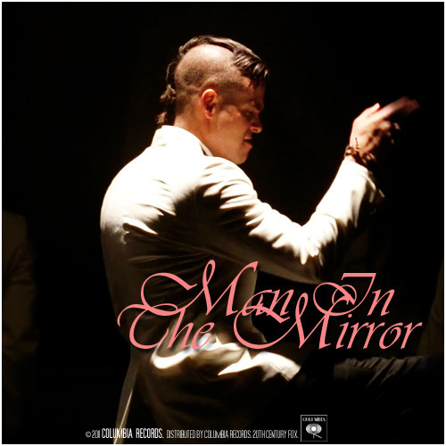 3x08 Hold On To Sixteen | Man In The Mirror Alternative Cover