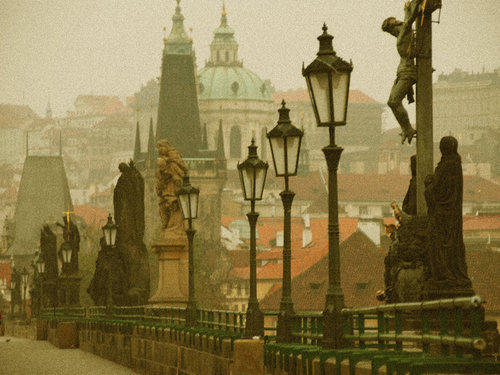 Foggy Morning In Prague - penguin91