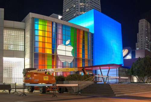 Apple Media Event by Ekkapong T on Flickr.T-3 days