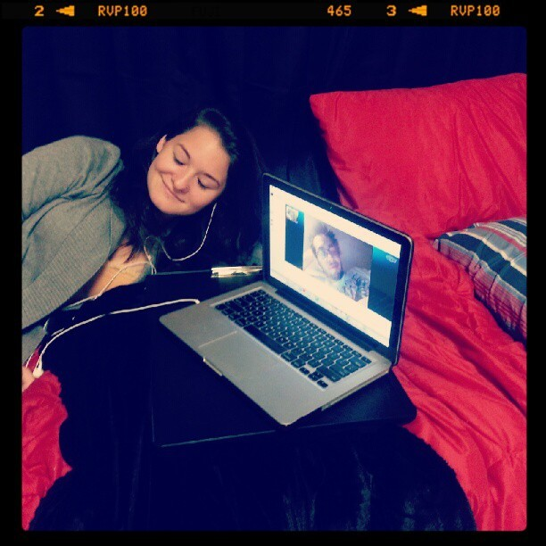 Watching Hangover II with the cutieee. @emceefila (Taken with Instagram)