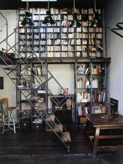 Library and workspace
