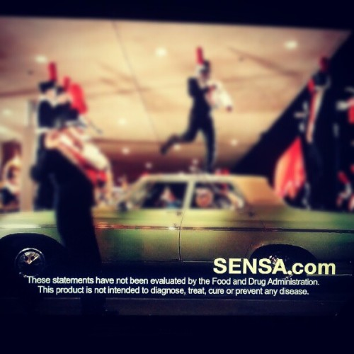 All you need is a disclaimer…. (Taken with Instagram)