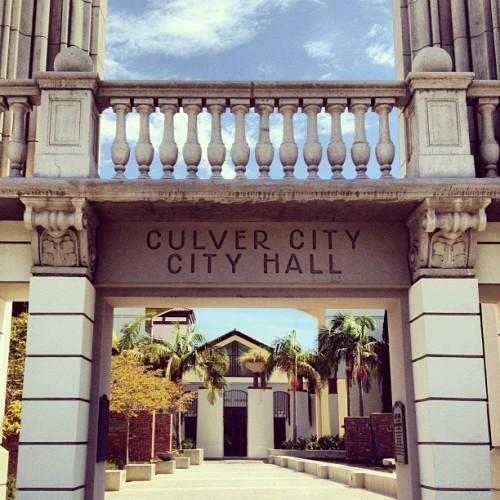 stephsutton:  Culver City, part 2. (Taken with Instagram)  #represent