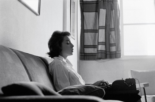 Clarice Lispector Photo by Claudia Andujar