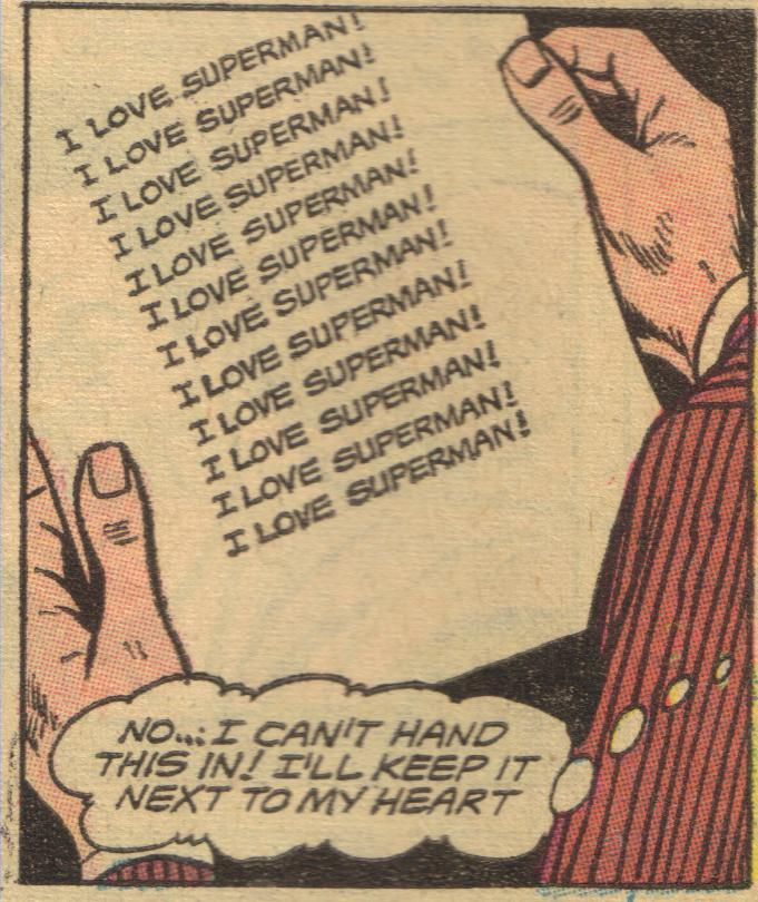 Superman's Girlfriend, Lois Lane