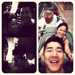 #disneyland! 😊 w @jef_lin #sundayfunday #weekend #fun #trips #disney  (Taken with Instagram)