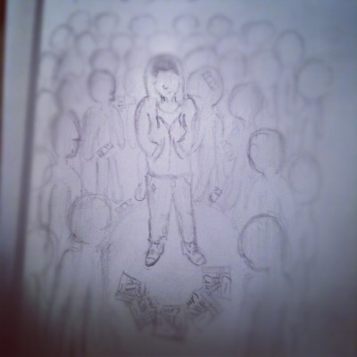 Thumbnail #1 👌#art #school #project #original #childishgambino  (Taken with Instagram)