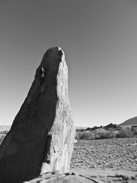 untitled on Flickr.Bunny on the Shark's Fin. Alabama Hills - Lone Pine, Cafacebook .prints .twitter