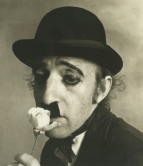 woody allen photographed by irving penn, 1972