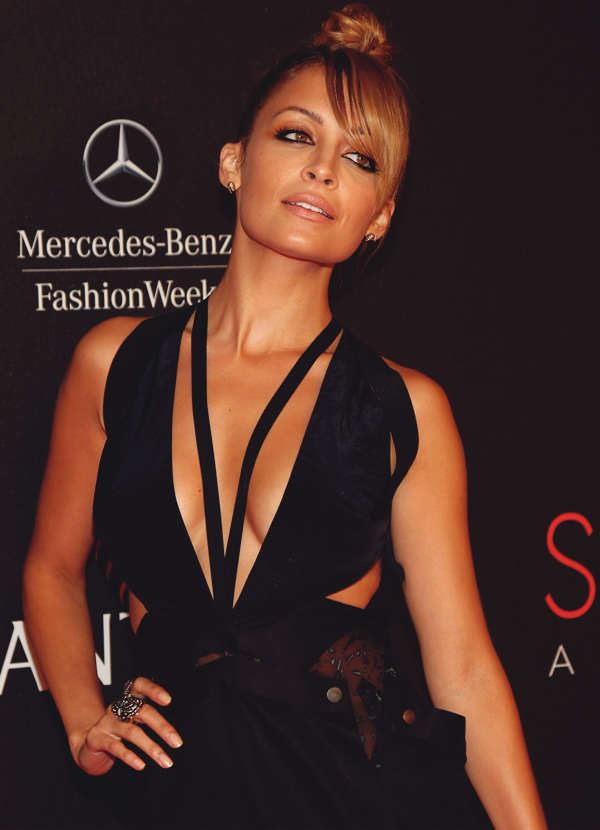 Nicole Richie at the 9th annual Style Awards