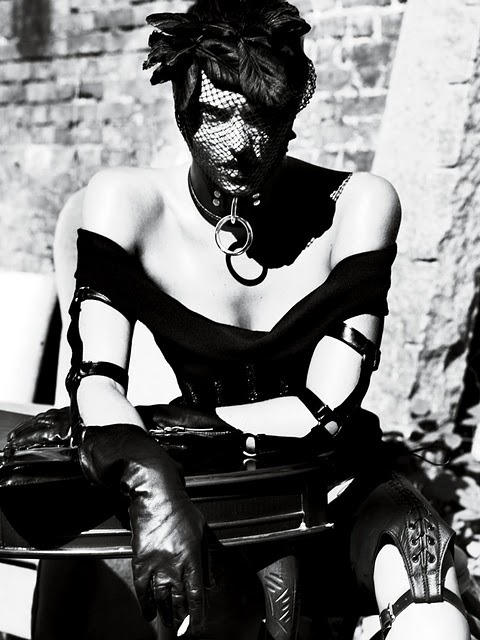STRICT by Mert Alas and Marcus Piggott for Interview Magazine
