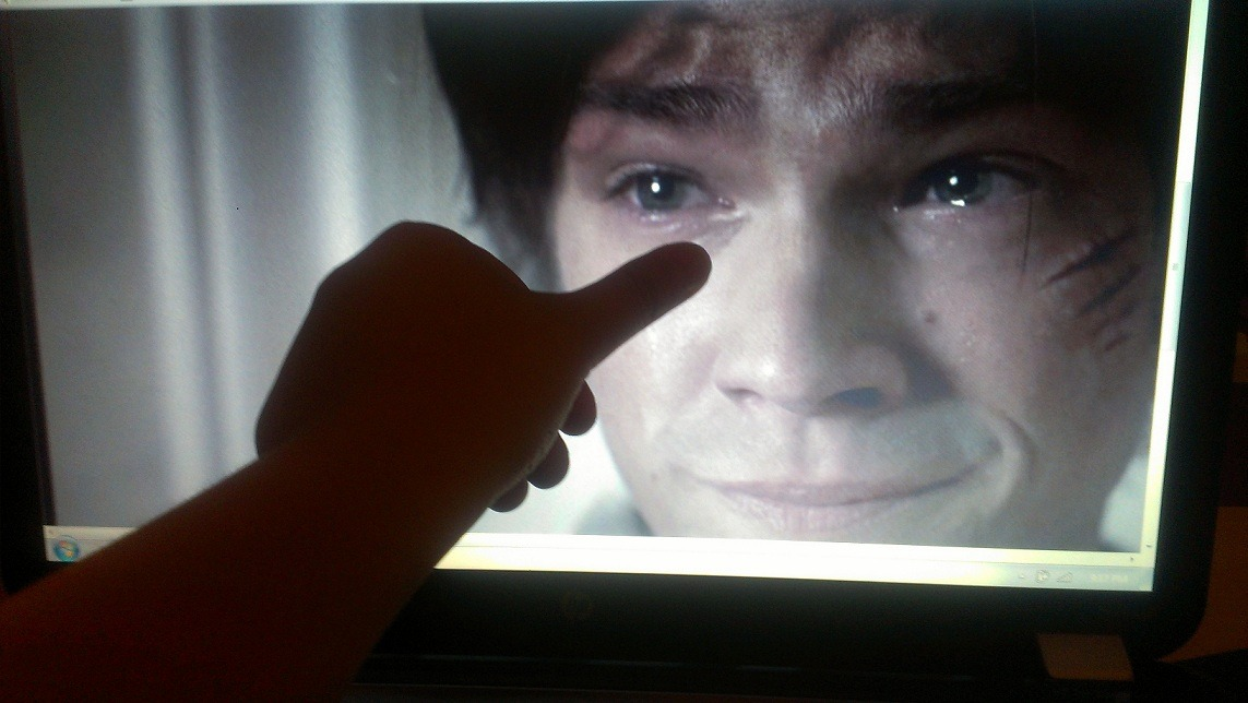 spnwhore:  don't cry bb :(