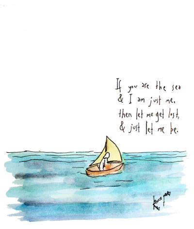 An ode to a life at sea.