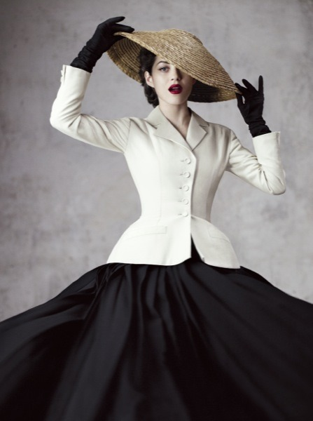 Marion Cotillard - Dior Magazine No. 1 by Jean-Baptiste Modino, Fall/Winter 2012-13
