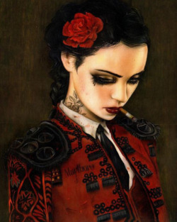 Brian Viveros makes some dope art.