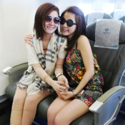 Selina Sheds Tears On First Flight After Recovery S.H.E.'s Selina Jen returned to showbiz in July, 19 months after she was injured in a horrific on-set fire. In recent days, the 30-year-old boarded a flight the first time after her accident. She returned to Taiwan two nights ago with fellow HIM International Music, including Yoga Lin, Dylan Kuo, Power Station and band-mate Ella. As this is her first flight after recovering from severe burns, the company was worried that she would feel discomfort from the plane's air compression systems and chose to send its artistes to Ishigaki island in Japan, a mere 40 minutes ride away. Ella slipped away from Selina 15 minutes after takeoff and made a beeline for the flight announcement system. Playing the role of an air stewardess, she announced, 'œA good day to all passengers on the flight bound for Ishigaki. There is a very special female passenger with us today by the name of Selina. Let us all applaud her for her bravery.' The passengers and air service crew showed their encouragement to Selina, who was touched to the point of shedding tears. She shared, 'œI feel a little sad because the last time I took a plane was to receive treatment (after the accident).' Ella then gave Selina a big hug and expressed that she had intended to make Selina shed tears right from the start. According to reports, Selina is unable to go under the sun as her wounds have not fully healed. As a result, she spent her days hiding indoors, playing mahjong with her friends, practicing yoga or hitting the gym. She enjoyed the beach only after sunset. The other members of S.H.E., Hebe and Ella, have stuck by Selina through her recovery and will be celebrating their 11th anniversary on September 11. HIM has created a Facebook page in commemoration of the event, asking fans to post messages of congratulations and encouragement to the trio.