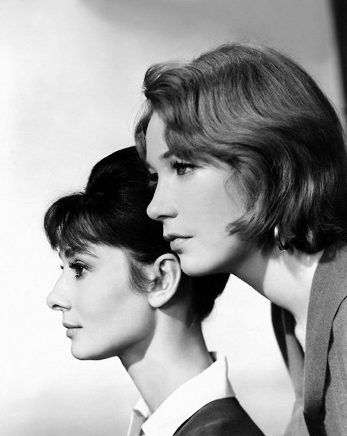 Audrey and Shirley