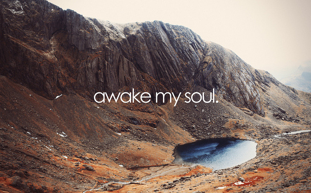 awake my soul by Bazzerio on Flickr.