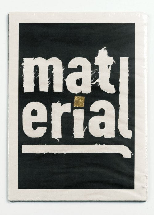 Typeverything.com Material by Sagmeister & Walsh. (via type-lovers)