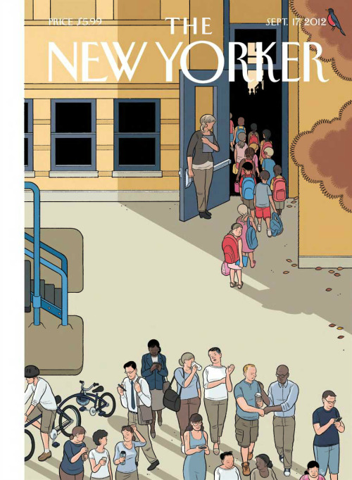The New Yorker - September 17, 2012